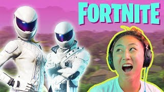 LIZZY SHARER PLAYS FORTNITE BATTLE ROYALE!!