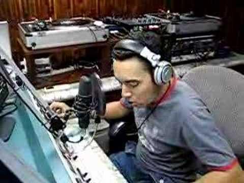 DJ Marquinhos Espinosa na Radio Capital FM 95,9 em CGR/MS