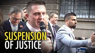 Tommy Robinson's POWERFUL statement of evidence: Oct 23, 2018
