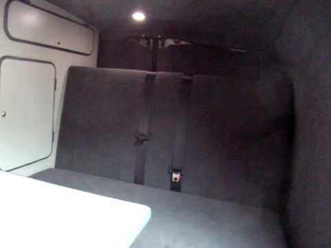 Vito Camper Van Conversion (VW T4/T5 Surf Van Interior)