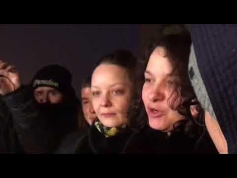 Гематолог Елена Мисюрина выходит из здания Мосгорсуда