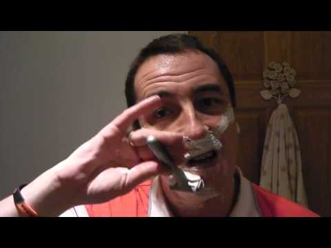First 2013 Shaving Video