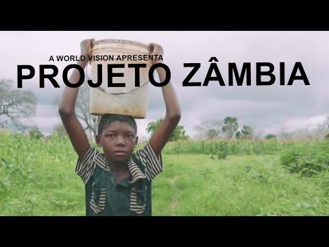 WORLD VISION WATER - PROJETO ZÂMBIA Legendado PT BR