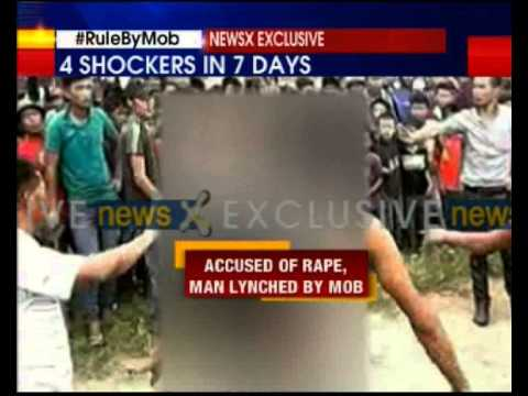 NewsX Exclusive: Second case of mon lynching in Nagaland