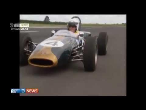 Formula 1 legend Sir Jack Brabham dies