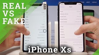 iPhone Xs vs iPhone Xs Clone – Original vs Fake Comparison / KK Concept Second Edition