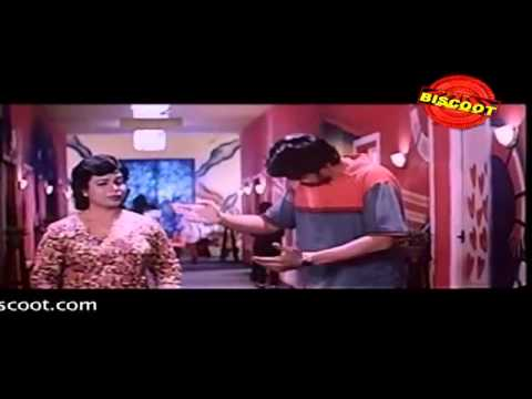 Chandu Kannada Movie Comedy Scene    Sudeep, Chitra Shenoy, video