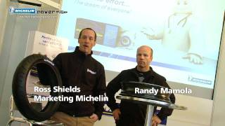 2010 MICHELIN Power Pure #3 - Light Tire Technology with Randy Mamola