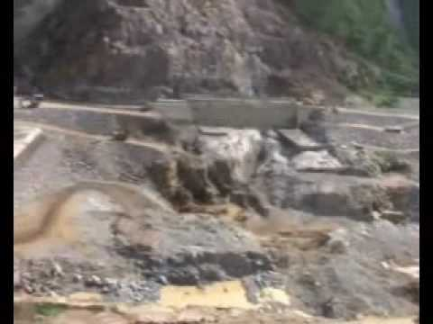 Bui Hydroelectric Project Progress Of Work August 2009 video