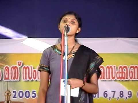 Kathir Choodi Nilkkunna Kanakaambaram-malayalam Light Music video