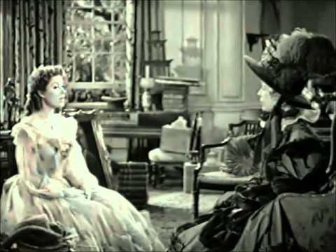 Pride & Prejudice (1940) - Lady Catherine confronts Elizabeth Bennet