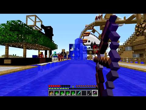 Minecraft Mods - MORPH HIDE AND SEEK - SUPER HEROES MOD