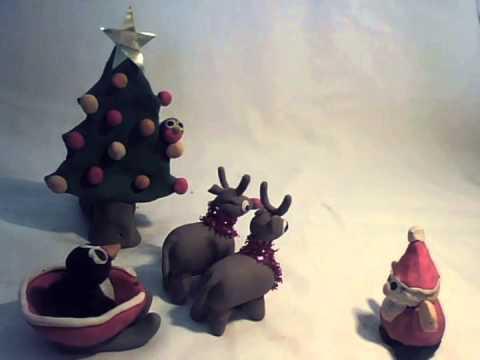 Wheeler Family Christmas Animation