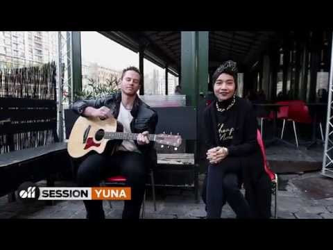 Off Session - Yuna falling video
