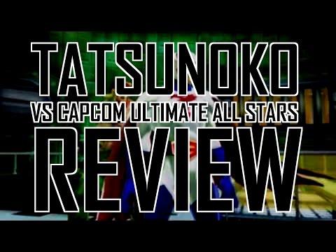 Tatsunoko vs Capcom Ultimate All Stars review