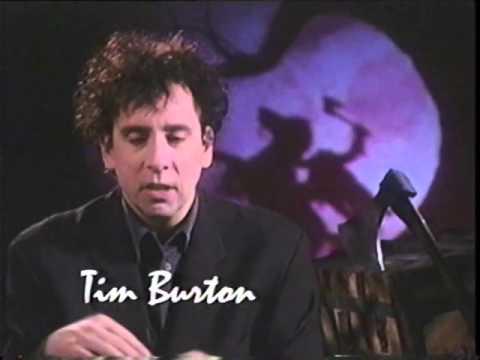 Edward Scissorhands Hosted By Tim Burton With Johnny Depp