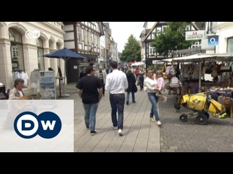One man's harrowing journey to Germany | DW News