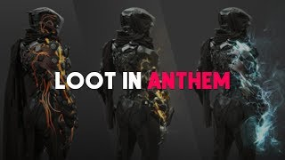 Anthem | Character Creation, First Person & LOOT!