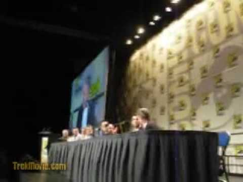 Comic Con 2007 - JJ Abrams Star Trek Presentation