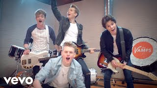 Клип The Vamps - Last Night