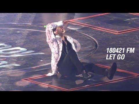 180421 방탄소년단 진 BTS JIN - LET GO (JIN FOCUS / JIN FANCAM / 석진 직캠)