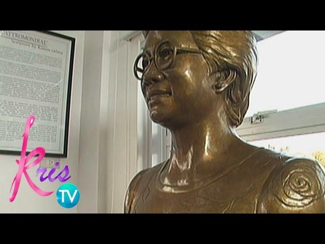 Kris TV: Ramon Orlina's artworks
