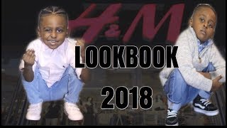 FALL LOOKBOOK & CLOTHING HAUL 2018| H&M AND VANS| KIDS CLOTHING HAUL| TRY ON HAUL 2018