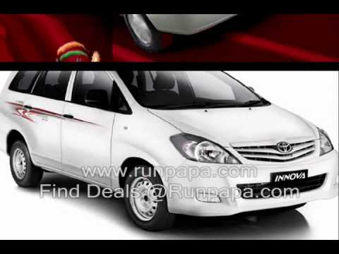 Toyota Innova Sale, Toyota Innova Colours | How To Make & Do