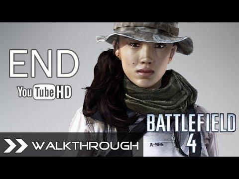 Battlefield Hannah Battlefield 4 Hannah Ending