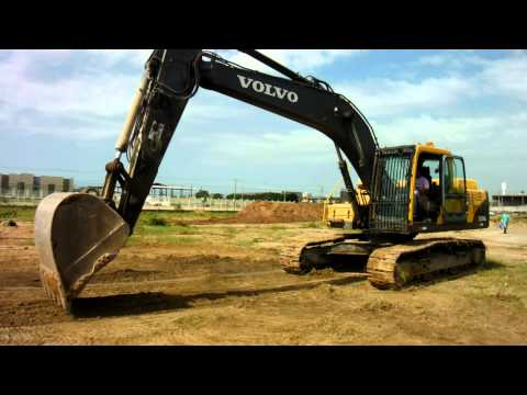 Curso de Operador de Escavadeira Hidráulica SEST SENAT ES 2014 001