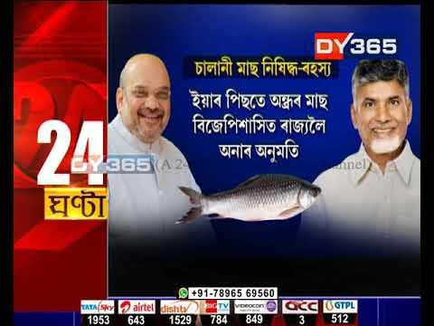 Andhra Pradesh || Fish politics || BJP