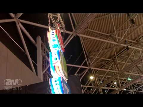 ISE 2015: Shenzhen CLT LED Technology Shows P6.25 Outdoor LED Display, P2 Display and P10 Display