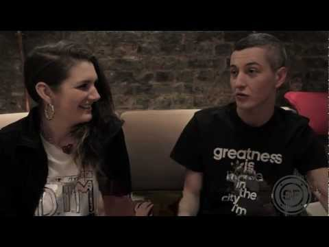 Devlin Interview Streetfest 2012