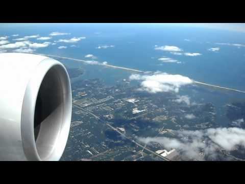Turkish Airline 777-300 Business Class Istanbul-new york (JFK) PT6 of 7