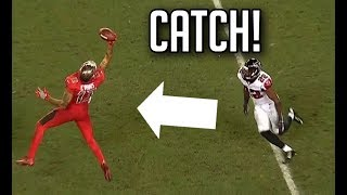 NFL Best Catches While Being Hit || HD