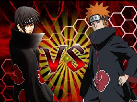 Storm 3 Itachi Vs Pain  Uchiha Itachi Vs Pain