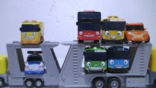 타요 캐리어카 장난감 Tayo The Little Bus Car Carrier Toys