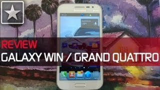 ★ Samsung Galaxy Win / Grand Quattro | Review