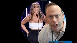 Jennifer Aniston Is Still Hot (Official Music Video)