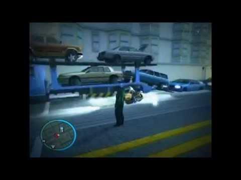 GTA San Andreas: Funny moments