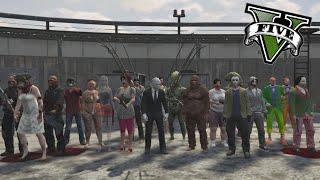 GTA V PC MODS - TODOS LOS MISTERIOS REUNIDOS ! - MISTERYX MOD - ElChurches