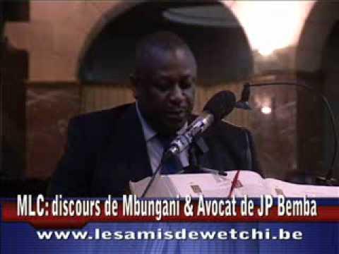 Messe de soutien à Jean-Pierre Bemba Gombo