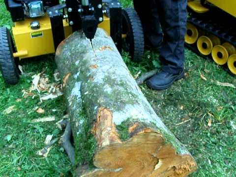 Štiepačka dreva, hydraulická - motorová