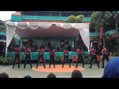 Modern Dance SMPN 11 JAKARTA