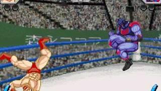 Kinnikuman Muscle Fight Movie - The 20th Supermen Olympic