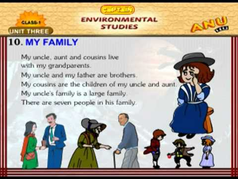 Write my i love my family essay for kids