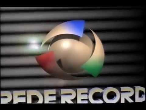 Vinheta da Rede Record - 1998
