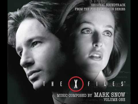 The X Files soundtrack (volume 1, cd 1)