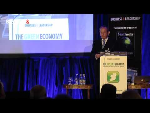 The Green Economy - Yvo de Boer (Part 3) on the challenge for Ireland