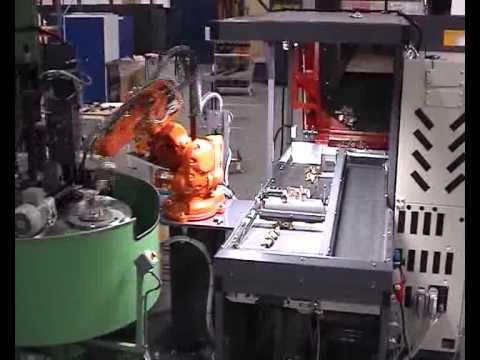 Vision Robots Trimming